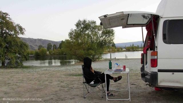camping cromwell nueva zelanda