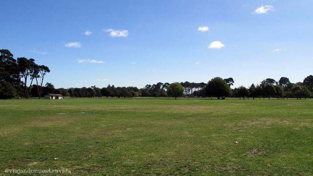 hagley park christchurch nueva zelanda
