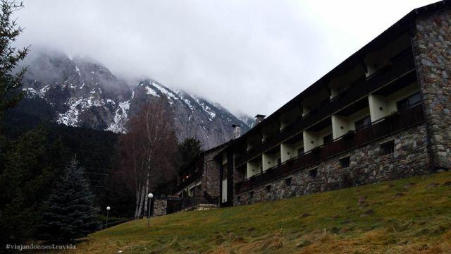 hotel els avets Pirineos