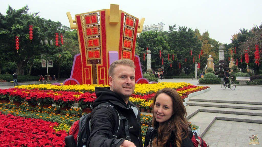 Guangzhou plaza fuquian