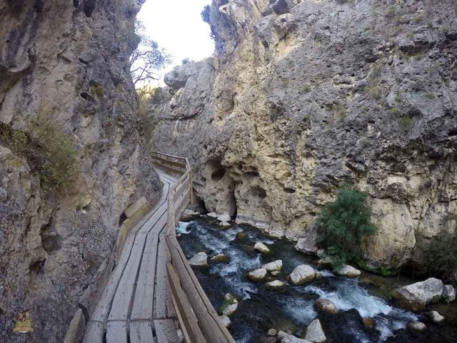Cerrada del río Castril