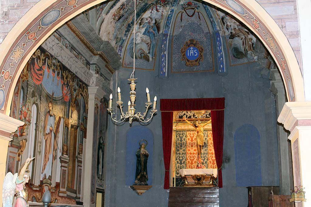 conques iglesia