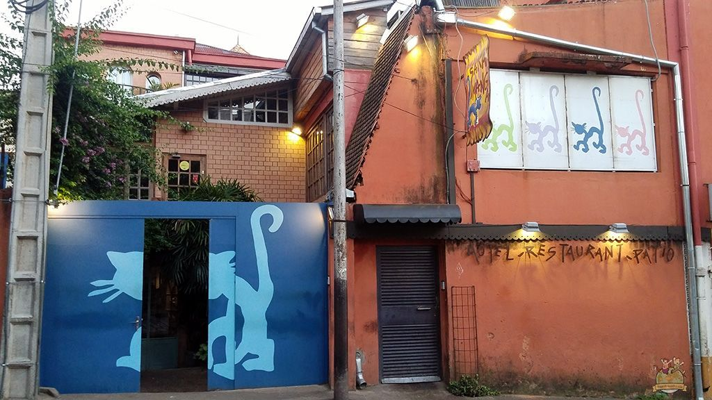 Hotel Sakamanga en Antananarivo