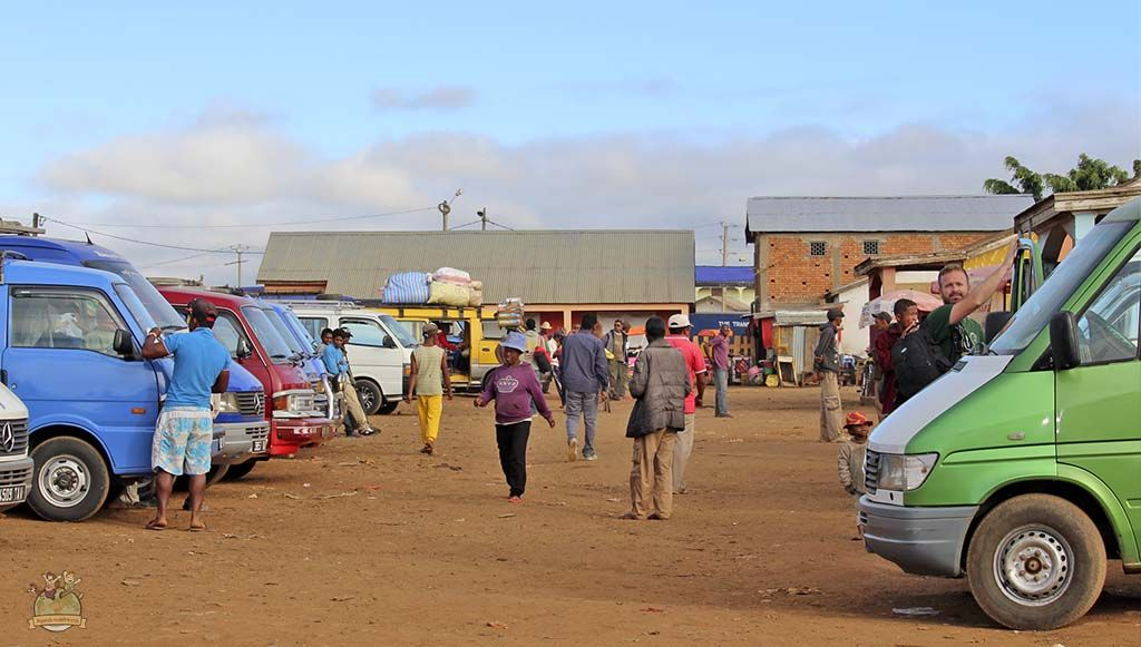 Gare routiere Antsirabe