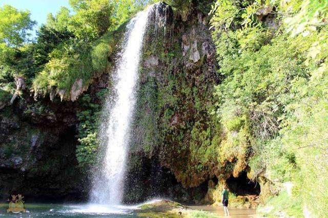 Cascada Salles-la-Source