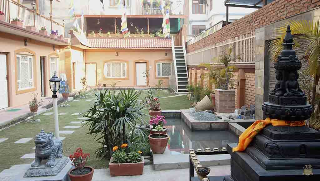 Donde dormir en Katmandu