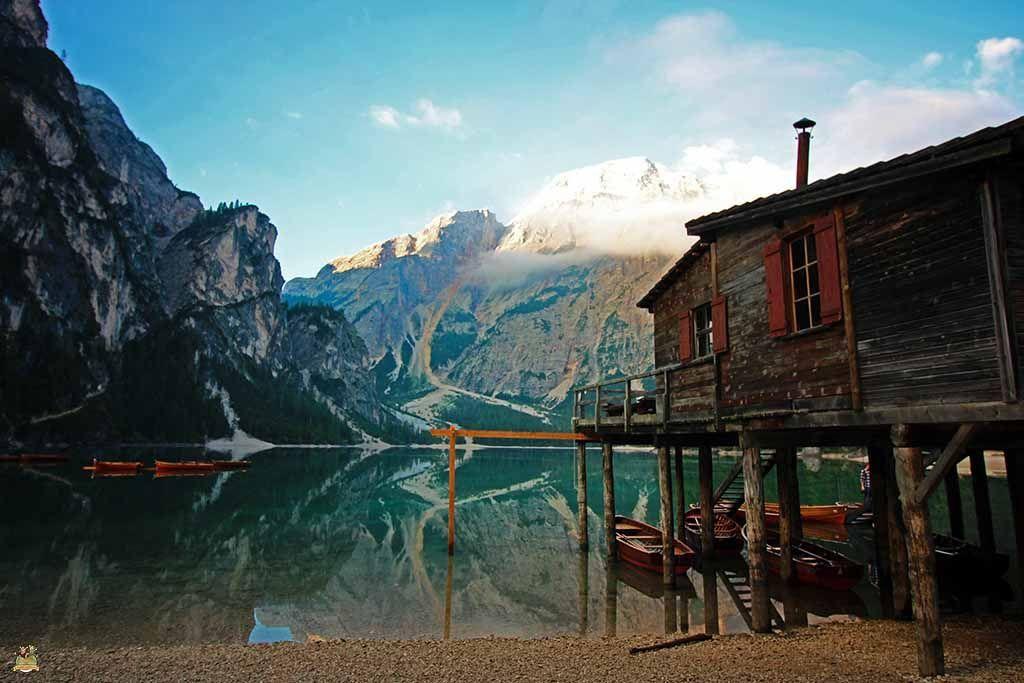 Lago di Braies, Lago Sorapis y Lago Misurina