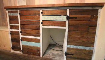 Cómo hacer muebles para furgonetas camper - Viajandonuestravida