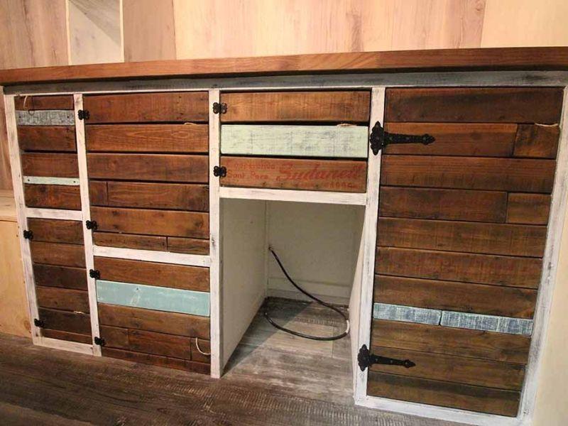 Cómo hacer el mueble de cocina para la furgoneta - Viajandonuestravida