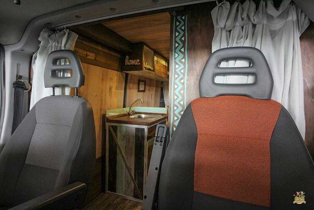 homologar un asiento en una furgoneta