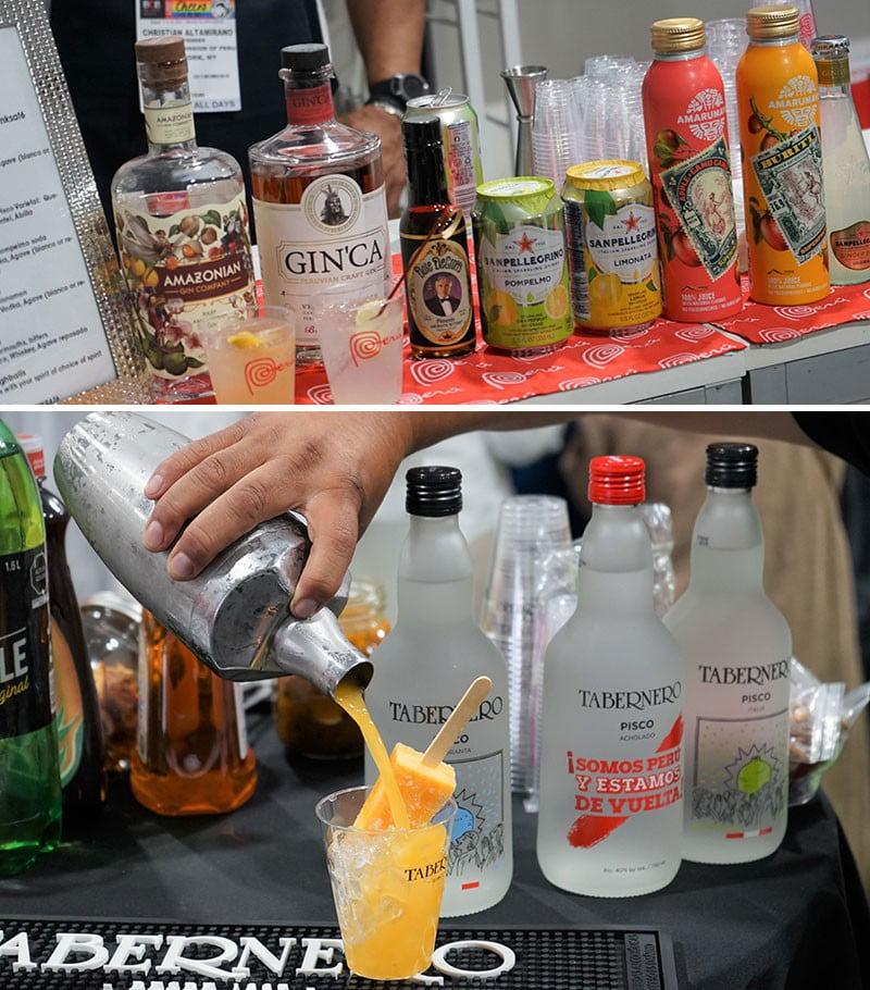 Piscos peruanos se exhibieron en prestigioso Brooklyn Bar Convent