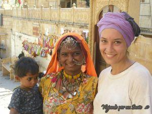 Foto tomada en Jaisalmer en 2012, India Viajandoporunsuenyo.com