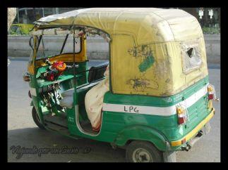 Rickshaw India