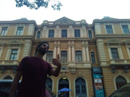Nuestro paso por Belo Horizonte