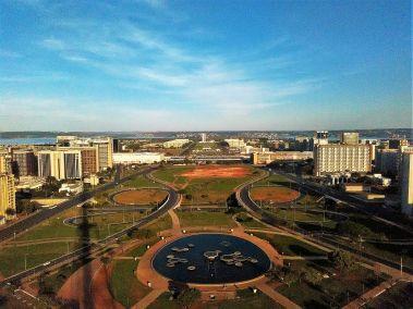 Brasilia, la ciudad retrofuturista