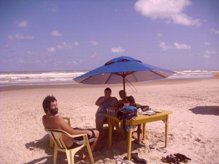De la Bahía a Sergipe.