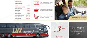 viajar en bus por europa