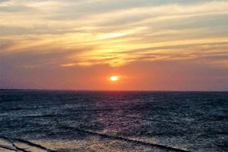 Puesta de Sol en Jericoacoara