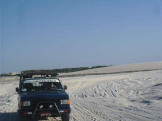 Camino a Jericoacoara