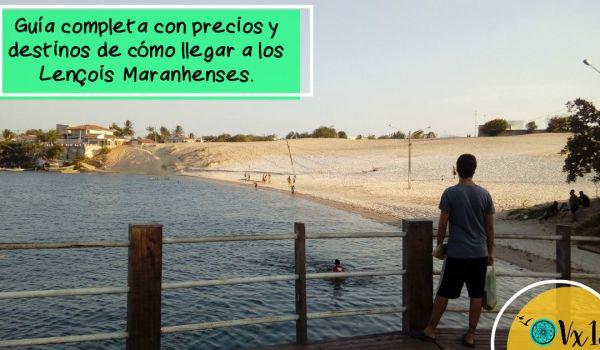 LenCoins Maranhenses, como llegar