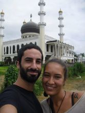 Mezquita Parbo Surinam
