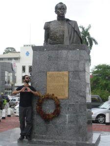 Surinam Juan en Paramaribo vx1s