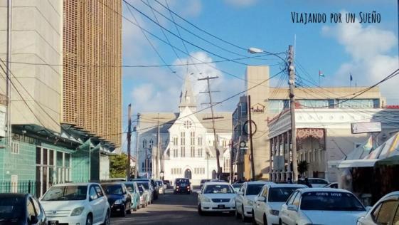 Catedral St George de Georgetown Viajando por un Sueño