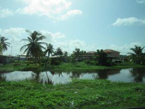 Surinam viajando por un sueño