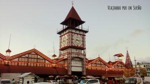 historias de viajes Iglesia Georgetown guyana vx1s