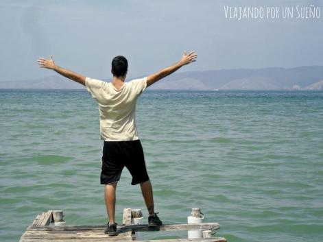 Juan en el Caribe Venezolano. Viajando por un sueño