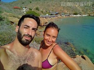 Viajando por un sueño en el Saco, caribe venezolano, mochima