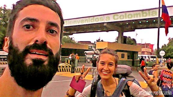 Viajando Frontera Venezuela Colombia