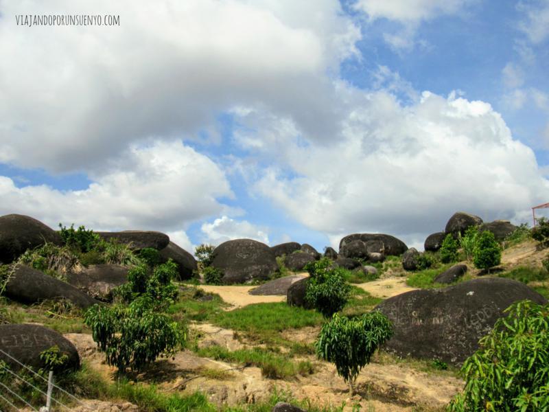 Viajando por un Sueño Norte de Santander Abrego Piedras Negras