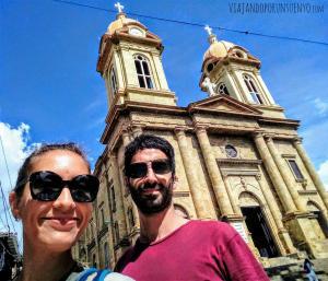 San Gil - Socorro Viajando por un sueño
