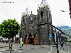 Básilica Baños Ecuador Viajando por un Sueño