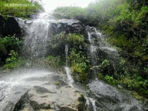 Cascadas amazonas ecuatoriano viajando por un sueño