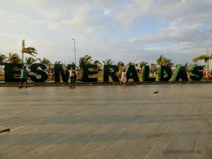 Esmeraldas Viajando por un sueño