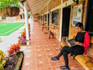 Carol Hotel Arqueológico San Agustín