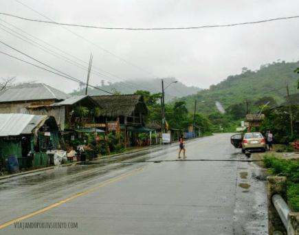 Pasando del Guayas a Manabí