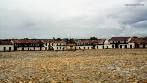 Plaza Bolivar Villa de Leiva