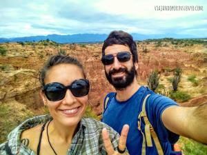 Viajando por un Sueño Desierto de la Tatacoa