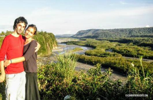 Viajando por un sueño en el amazonas ecuatoriano