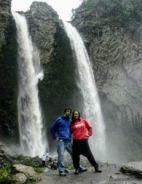 Vx1S cascadas Baños ecuador