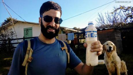 Juan de viajandoporunsuenyo leche en quitasol