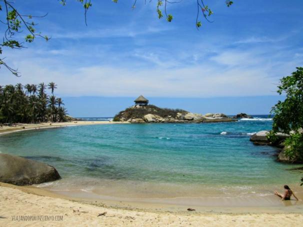 Cabo San Juan Tayrona por viajandoporunsuenyo.com