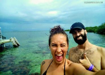 Nosotros Isla Zapatilla Panama