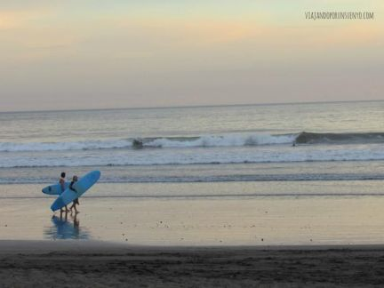 Selina Playa Venao Surfers sunset Panama