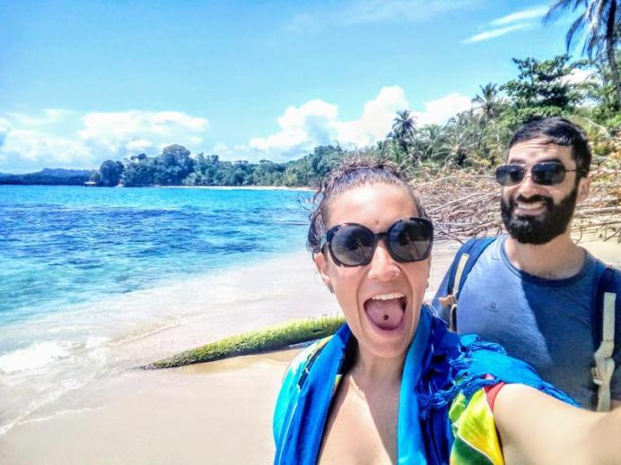 Viajando por un sueño en Puerto Viejo Costa Rica