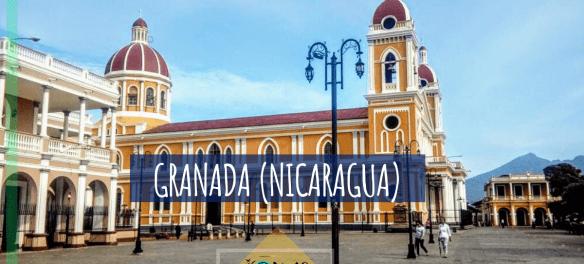 Portada Granada Nicaragua