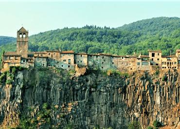viajando por un sueño Castellfollit de la Roca